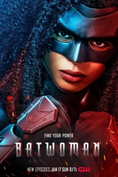 Caratula, cartel, poster o portada de Batwoman