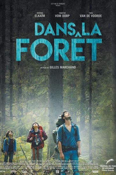 Caratula, cartel, poster o portada de Bosque adentro