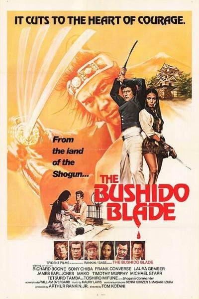 Caratula, cartel, poster o portada de La espada del samurái