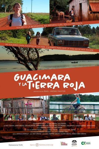Caratula, cartel, poster o portada de Guacimara y la tierra roja
