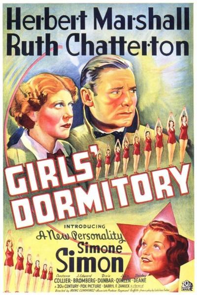 Caratula, cartel, poster o portada de Aula de señoritas