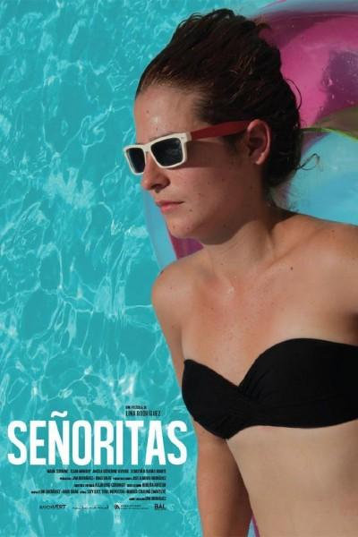Caratula, cartel, poster o portada de Señoritas