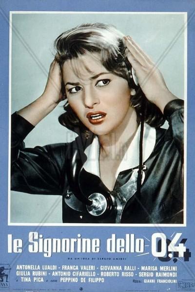Caratula, cartel, poster o portada de Las señoritas del 09