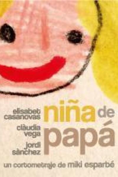 Caratula, cartel, poster o portada de Niña de papá