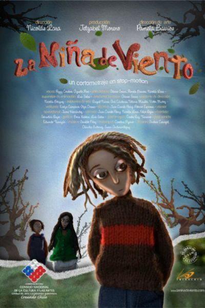 Caratula, cartel, poster o portada de La niña de viento