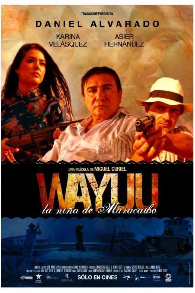 Caratula, cartel, poster o portada de Wayuu: La niña de Maracaibo