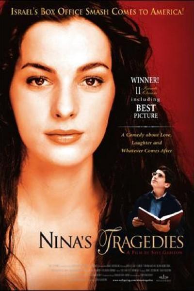 Caratula, cartel, poster o portada de Las tragedias de Nina
