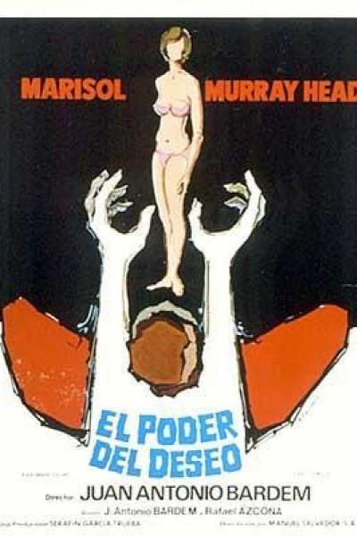 Caratula, cartel, poster o portada de El poder del deseo