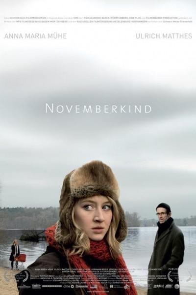 Caratula, cartel, poster o portada de Niña de noviembre