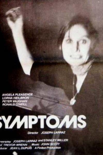 Caratula, cartel, poster o portada de Síntomas