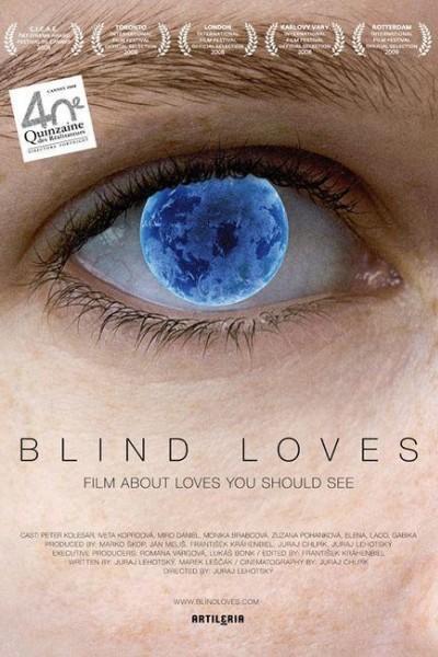 Caratula, cartel, poster o portada de Amores ciegos (Blind Loves)