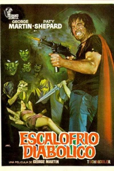 Caratula, cartel, poster o portada de Escalofrío diabólico