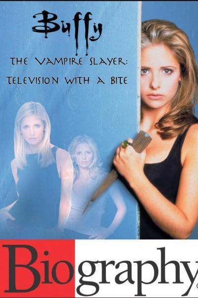 Caratula, cartel, poster o portada de Buffy the Vampire Slayer: Television with a Bite