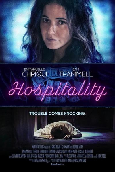 Caratula, cartel, poster o portada de Hospitality