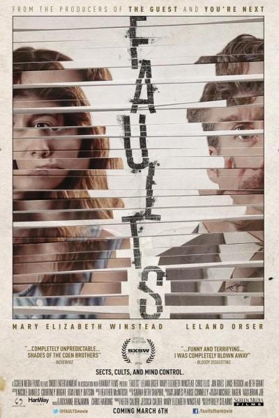 Caratula, cartel, poster o portada de Faults