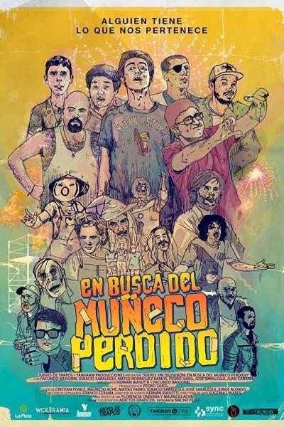 Caratula, cartel, poster o portada de En busca del muñeco perdido