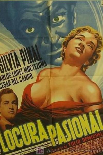 Caratula, cartel, poster o portada de Locura pasional