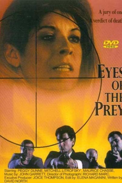 Caratula, cartel, poster o portada de Los ojos de la víctima