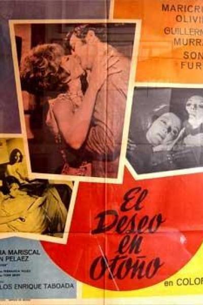 Caratula, cartel, poster o portada de El deseo en otoño