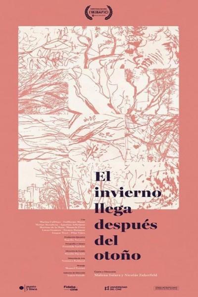 Caratula, cartel, poster o portada de El invierno llega después del otoño