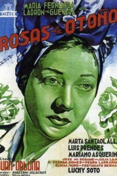 Caratula, cartel, poster o portada de Rosas de otoño