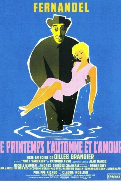 Caratula, cartel, poster o portada de La primavera, el otoño y el amor