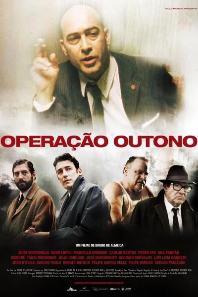 Caratula, cartel, poster o portada de Operación Otoño