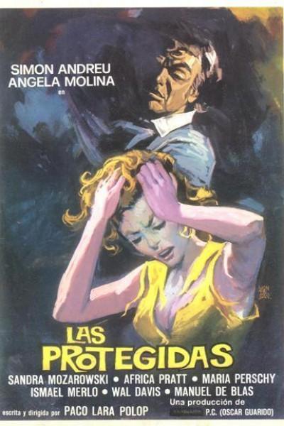 Caratula, cartel, poster o portada de Las protegidas