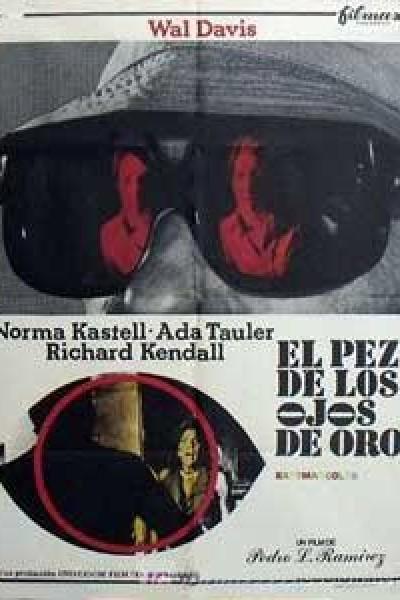 Caratula, cartel, poster o portada de El pez de los ojos de oro