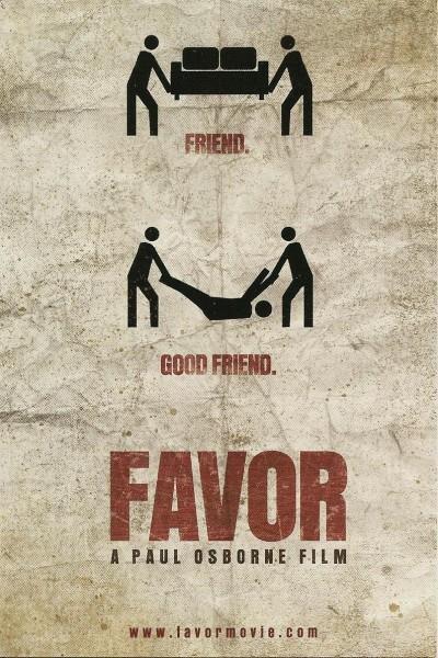 Caratula, cartel, poster o portada de Favor