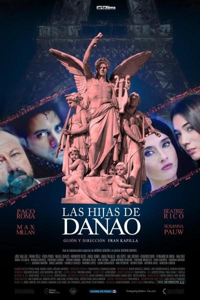 Caratula, cartel, poster o portada de Las hijas de Danao