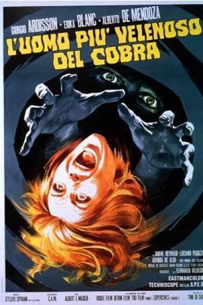 Caratula, cartel, poster o portada de Cobras humanas