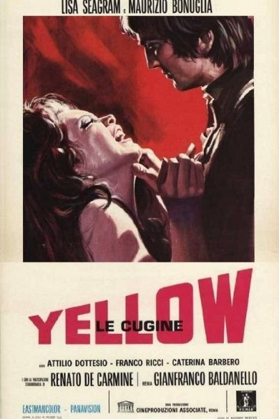 Caratula, cartel, poster o portada de Yellow: Le cugine