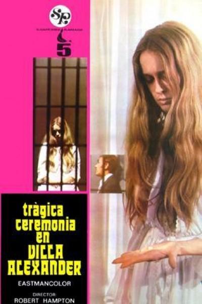 Caratula, cartel, poster o portada de Trágica ceremonia en villa Alexander