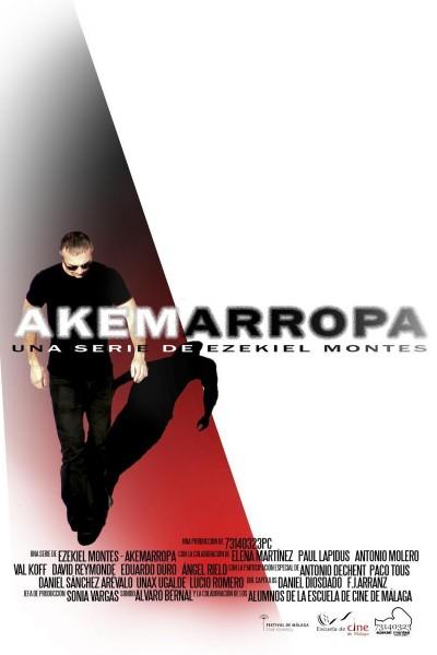 Caratula, cartel, poster o portada de Akemarropa