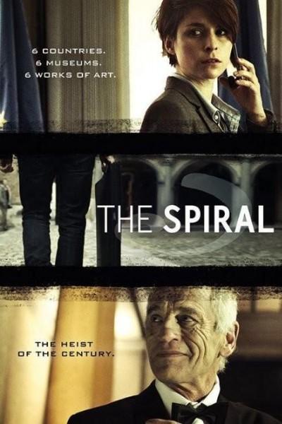 Caratula, cartel, poster o portada de The Spiral