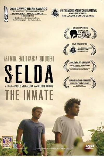 Caratula, cartel, poster o portada de Selda (The Inmate)