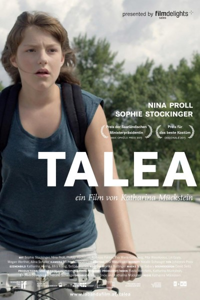 Caratula, cartel, poster o portada de Talea