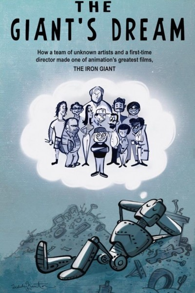 Caratula, cartel, poster o portada de The Giant's Dream