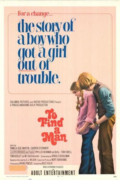 Caratula, cartel, poster o portada de Encontrar a un hombre