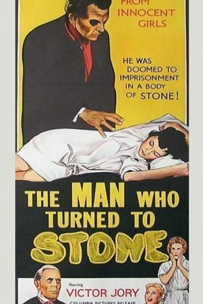 Caratula, cartel, poster o portada de The Man Who Turned to Stone