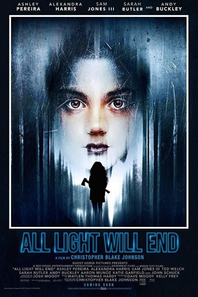 Caratula, cartel, poster o portada de All Light Will End