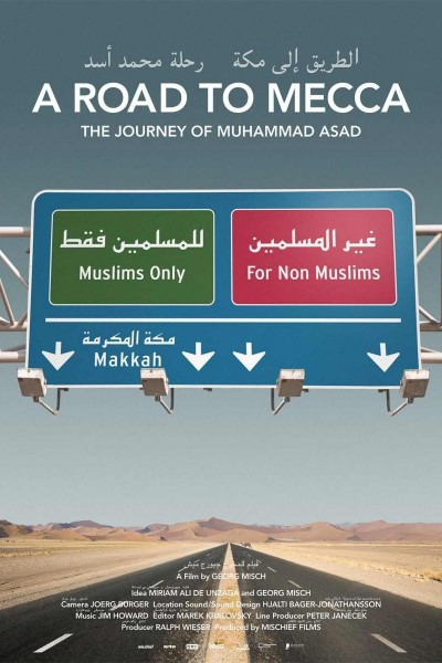 Caratula, cartel, poster o portada de El camino a La Meca. El viaje de Muhammad Asad