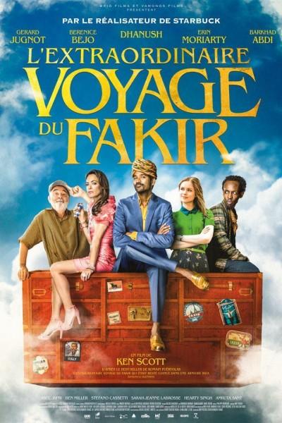 Caratula, cartel, poster o portada de De la India a París en un armario de Ikea