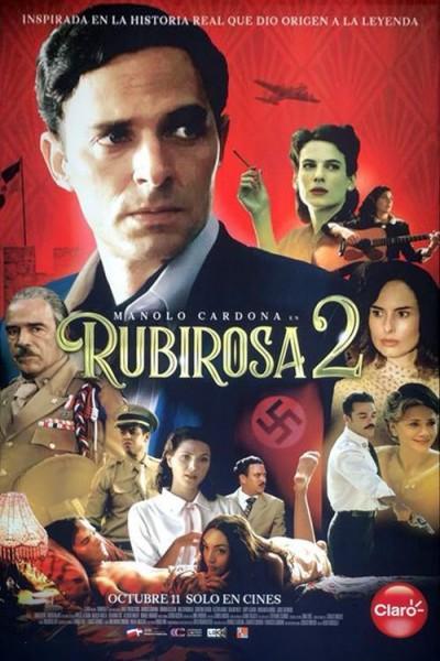 Caratula, cartel, poster o portada de Rubirosa 2