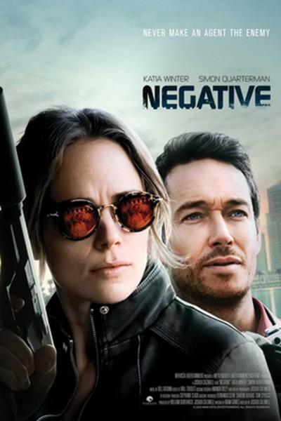 Caratula, cartel, poster o portada de Negative