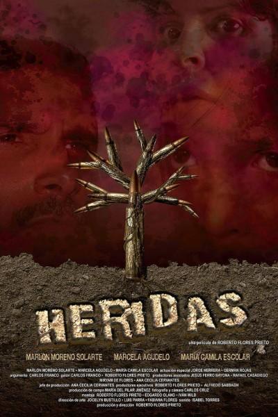 Caratula, cartel, poster o portada de Heridas