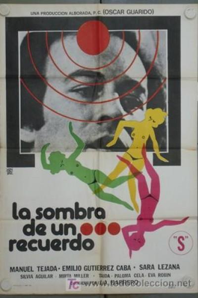 Caratula, cartel, poster o portada de El violador y sus mujeres a la sombra de un recuerdo