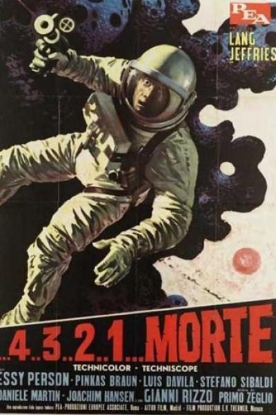Caratula, cartel, poster o portada de Órbita mortal