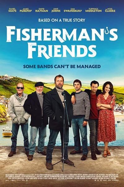 Caratula, cartel, poster o portada de Fisherman\'s Friends
